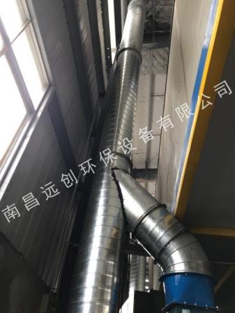江西宝昌电气设备有限公司废气治理