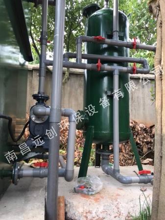 德昌电镀废水一体化处理设备