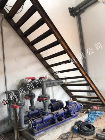 新祺周济生药业污水站安装