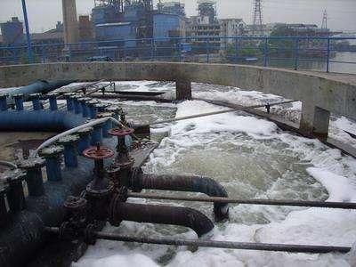 印染污水处理设备的处理污水的工艺流程