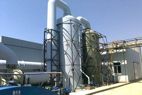 有机废气处理工程的安全性问题