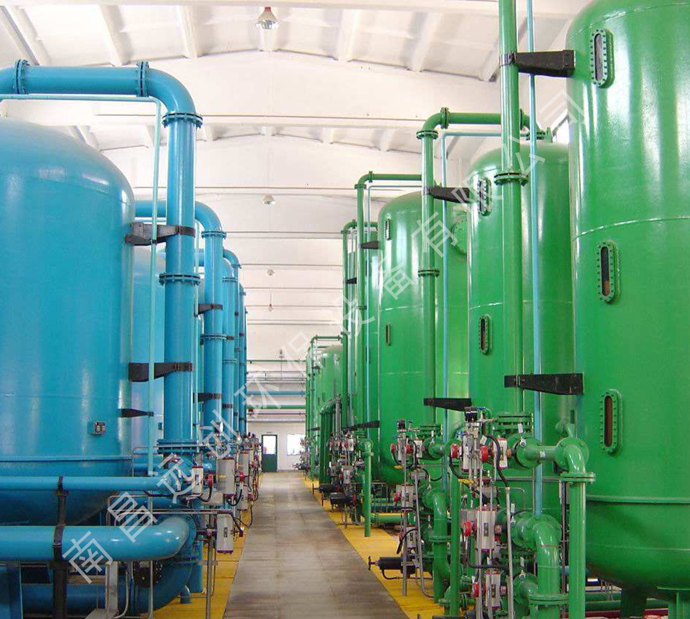 高氨氮污水处理及回收